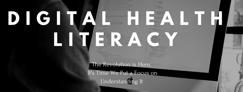 The Importance of Digital Health Literacy